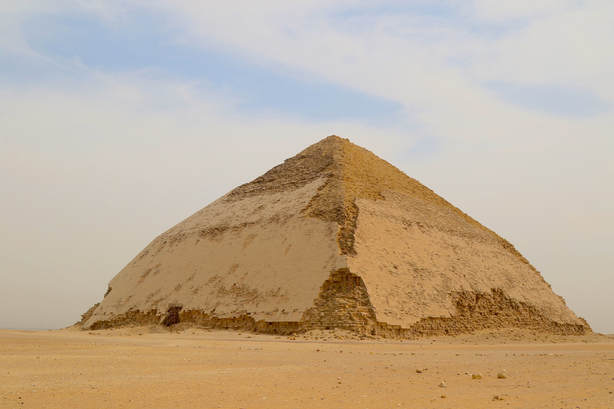 Dashour pyramid of Giza