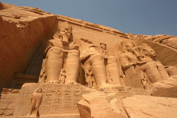 Abu Simbel Big temple