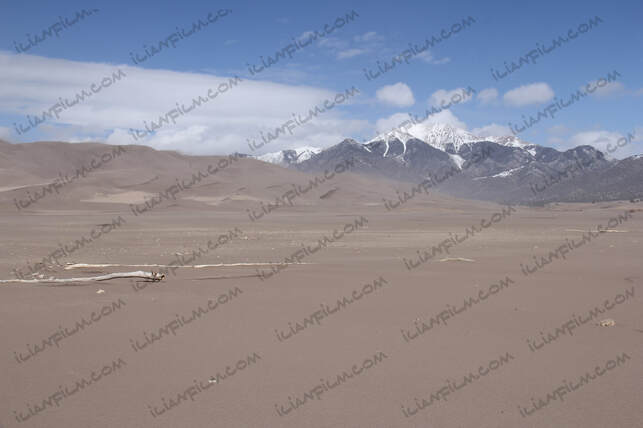 Great Sand Dunes National Park in Colorado again