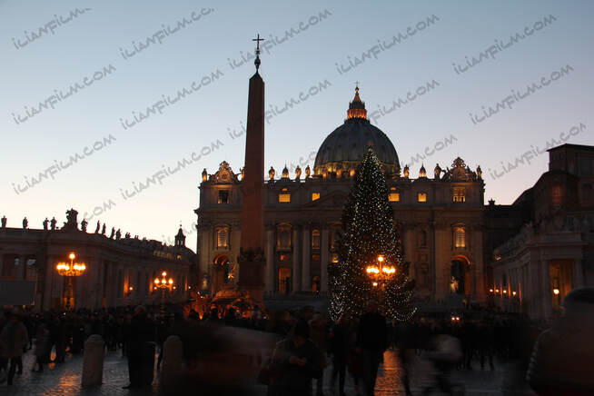 The Vatican and Saint Peter basilica
